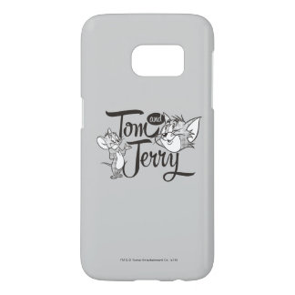 Tom And Jerry | Tom And Jerry Looking Sweet Samsung Galaxy S7 Case