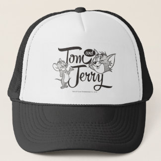Tom And Jerry | Tom And Jerry Looking Sweet Trucker Hat