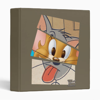 Tom And Jerry | Tom And Jerry Mashup 3 Ring Binders