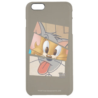 Tom And Jerry | Tom And Jerry Mashup Clear iPhone 6 Plus Case
