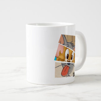 Tom And Jerry | Tom And Jerry Mashup Large Coffee Mug