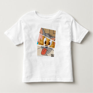 Tom And Jerry | Tom And Jerry Mashup Toddler T-shirt