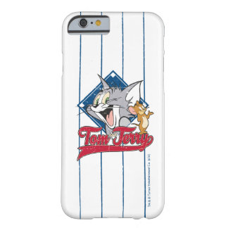 Tom And Jerry | Tom And Jerry On Baseball Diamond Barely There iPhone 6 Case