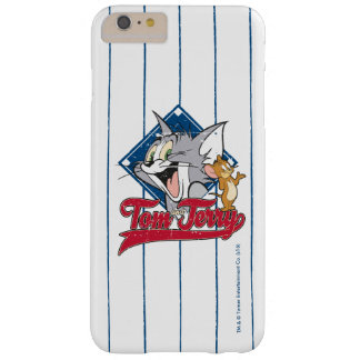 Tom And Jerry | Tom And Jerry On Baseball Diamond Barely There iPhone 6 Plus Case