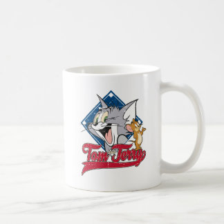 Tom And Jerry | Tom And Jerry On Baseball Diamond Coffee Mug