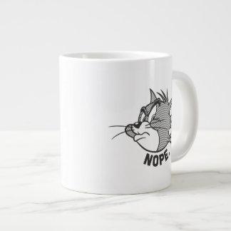 Tom And Jerry | Tom Says Nope Giant Coffee Mug