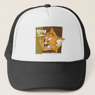 Tom Happy Face Trucker Hat