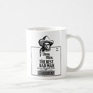 Tom Mix BEST BAD MAN 1926 Coffee Mug