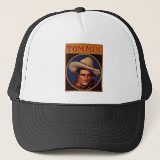 Tom Mix Trucker Hat