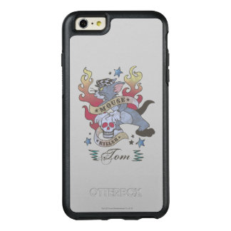 Tom Mouse Killer Tattoo 2 OtterBox iPhone 6/6s Plus Case