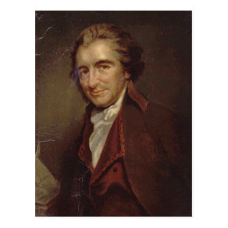 Tom Paine Postcard