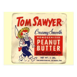 Tom Sawyer - 1945 Carte Postale