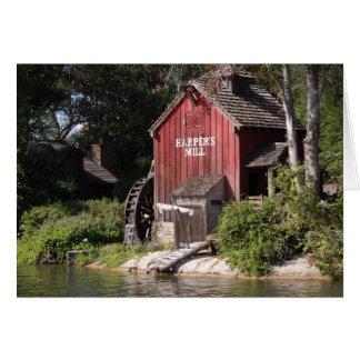 Tom Sawyer Island Card