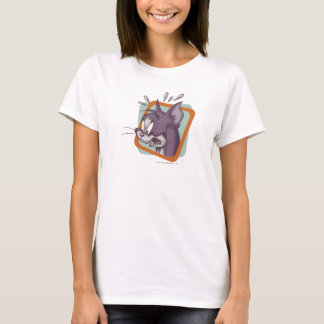 Tom Scaredy Cat T-Shirt