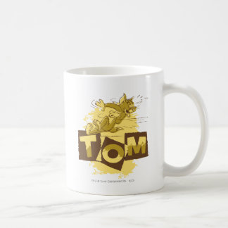 Tom Sliding Stop Coffee Mug