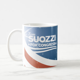 Tom Suozzi Coffee Mug