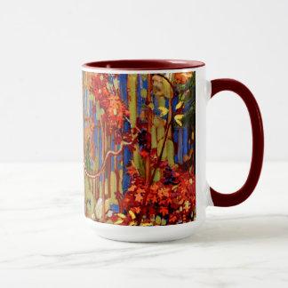 Tom Thomson - Autumn's Garland Mug