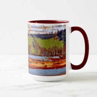 Tom Thomson - Bateaux Mug