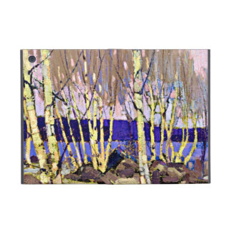 Tom Thomson: Evening, Canoe Lake Case For iPad Mini