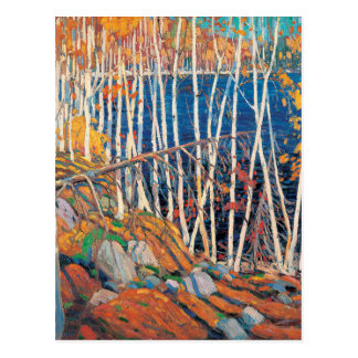 Tom Thomson - In the Northland Postcard