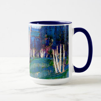 Tom Thomson - Silver Birches Mug