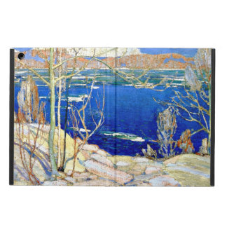 Tom Thomson - Spring Ice iPad Air Cover