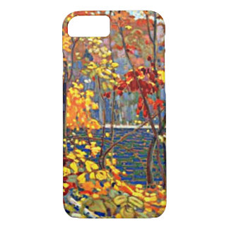 Tom Thomson - The Pool iPhone 8/7 Case