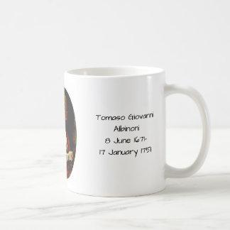 Tomaso Giovanni Albinoni Coffee Mug