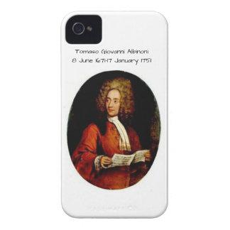 Tomaso Giovanni Albinoni iPhone 4 Cover