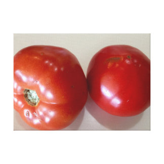 Tomato Canvas Wall Hanging