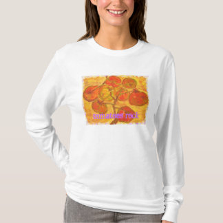 tomato cluster watercolour (tomatoes rock) T-Shirt