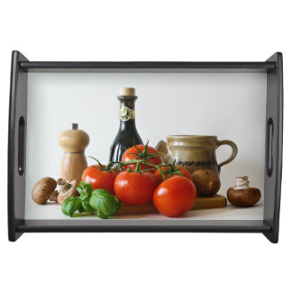 Tomato Cooking Food Trays