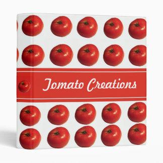 Tomato Creations Vinyl Binders