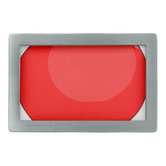 Tomato Drawing Belt Buckles
