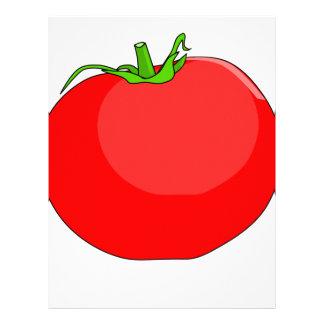 Tomato Drawing Letterhead