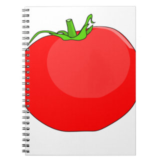 Tomato Drawing Notebook