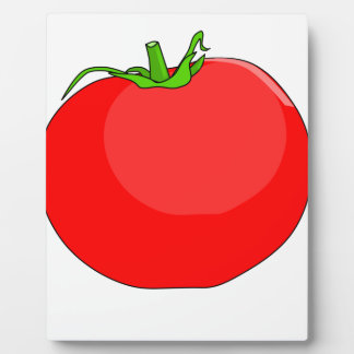Tomato Drawing Plaque