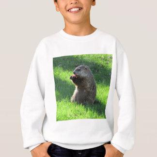 Tomato Groundhog Sweatshirt
