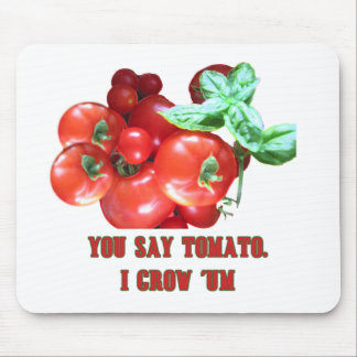 Tomato Grower Mouse Pad