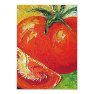 Tomato Invitation