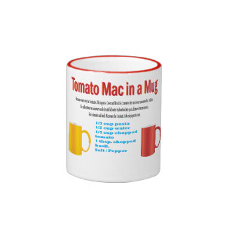 Tomato Mac in a Mug