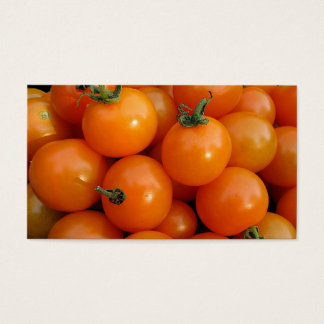 Tomato Market Business Card