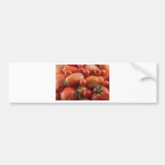 Tomato Mix Bumper Sticker