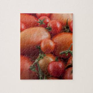 Tomato Mix Jigsaw Puzzle