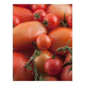 Tomato Mix Letterhead