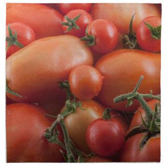 Tomato Mix Napkin