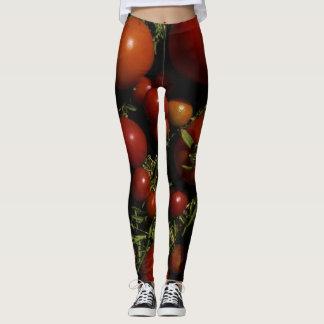 Tomato Obsession Ripe Leggings