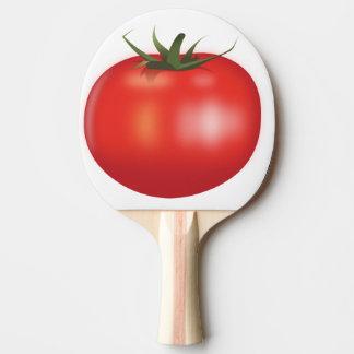 tomato ping pong paddle