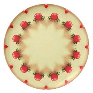 Tomato ! plate