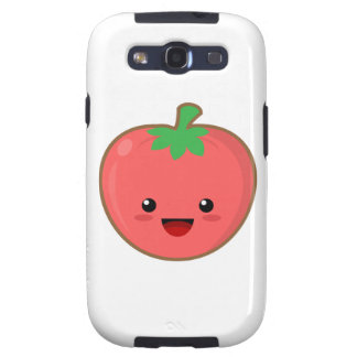 Tomato Samsung Galaxy S3 Cases